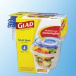 Contenedor Gladware Small Bowl 32oz / Glad / 4 Unidades