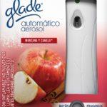 Glade Aparato Automático + 1 repuesto Manzana-Canela