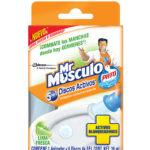 Discos Activos / Mr. Musculo / Repuesto Cítrico 36 ml