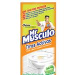 Tiras Activas Lavanda / Mr. Musculo / 30 g