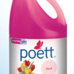 """Desinfectante Poett """"Floral"""" Bolsa 450ml"""
