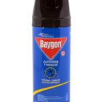 Insecticida Aerosol Baygon Voladores 400 ml / Caja 12 Unidades