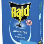 Insecticida Raid Laminitas / Repuestos 24 unidades