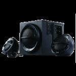 Parlantes de Estéreo 2.1 – KlipeXtreme KES-350