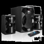 Sistema de parlantes de 2.1- klipeXtreme KES-380