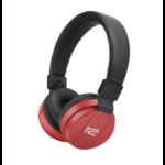 Audífonos con Micrófono Bluetooth® – Klip Xtreme KHS-620RD