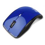 Mouse Inalámbrico Estilizado – Klip Xtreme KMO-375BL