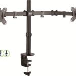 Soporte Doble para Monitor – KlipeXtreme KPM-310