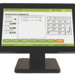 Monitor Táctil – Bematech LE1015W