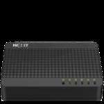 Naxos 500 Switch Ethernet para Escritorio de 5-Puertos