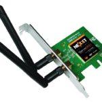Nexxt Saros 300 Tarjeta PCI-e Inalámbrica 300Mbps