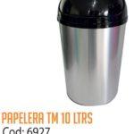 Basurero Plástico 10 Litros Cod: 6927/CSS