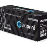 Cartucho de Toner Maxiprint Compatible con HP CF226A