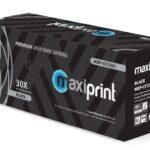 Cartucho de Toner Maxiprint Compatible con HP CF230X