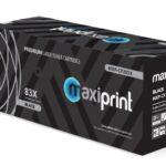 Cartucho de Toner Maxiprint Compatible con HP CF283X